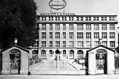 Zigarettenfabrik VEB Garbaty