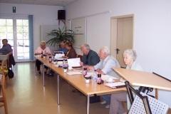 Vereinsgründung auf der MV am 5. Mai 2007